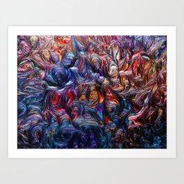 Earth Jewel Art Print