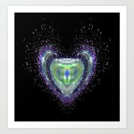 Crown Jewel Art Print
