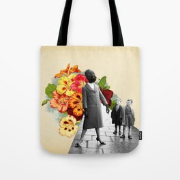 Bear-faced Beauty Tote Bag