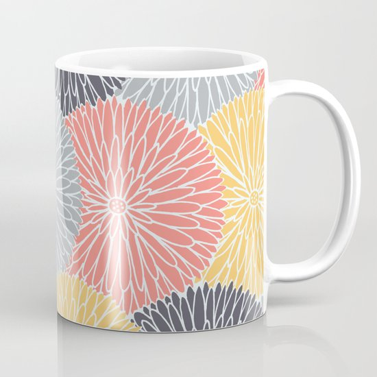 Flower Infusion Mug