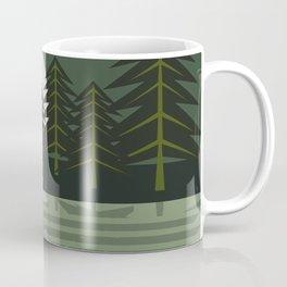 Skeleton Trees Coffee Mug