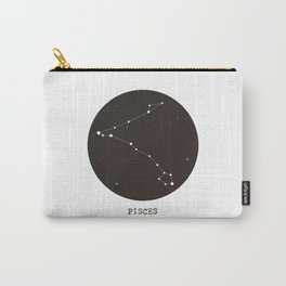 Pisces Star Constellation Carry-All Pouch