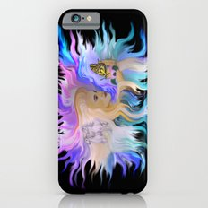 Woman Horse and Butterfly iPhone 6s Slim Case