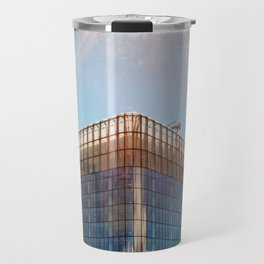 Calgary Skyscraper Travel Mug