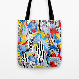 NEW TRIBE 2 Tote Bag