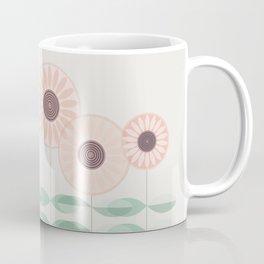 Blushing garden Coffee Mug