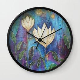 Love and Loss:Rebirth Wall Clock