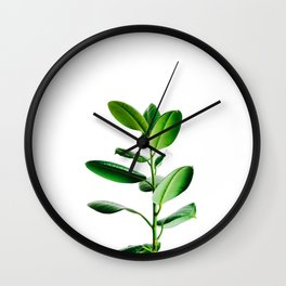 Greenery (Color) Wall Clock