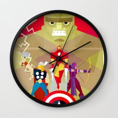 maravilosos Wall Clock