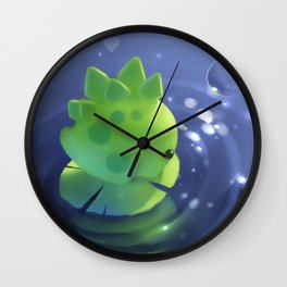 Mini Trip Wall Clock