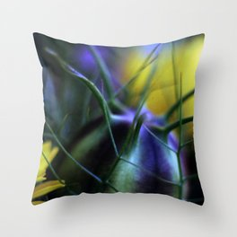 Sowing The Seeds Of Love Throw Pillow