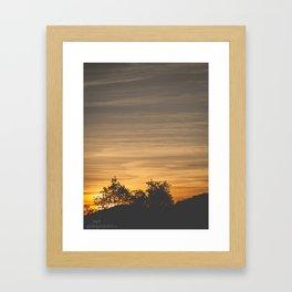 Melancolia Framed Art Print