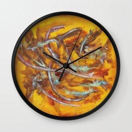 Etnik 2 Wall Clock