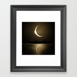 Divine Reflections Framed Art Print