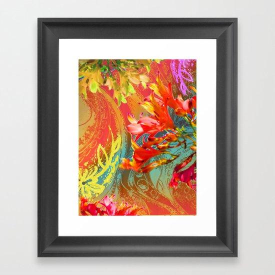Oh Spring! Framed Art Print