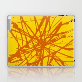 Bloom Yellow Laptop & iPad Skin