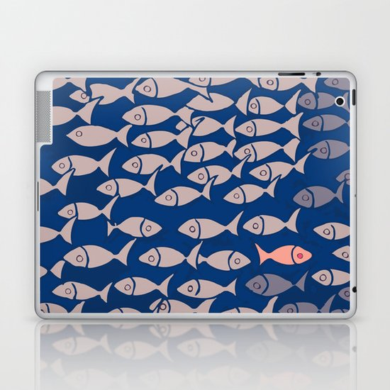 something fishy II Laptop & iPad Skin