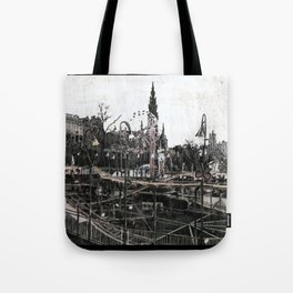 Hogmanay Fair Tote Bag