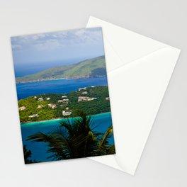 Virgin Islands Stationery Cards