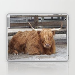 My Name is Shaggy. Is Anyone There? Laptop & iPad Skin