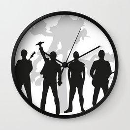 JT #2 Wall Clock
