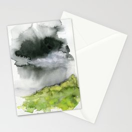Summer's Rain Stationery Cards