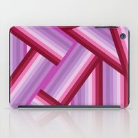 gradient iPad Cases featuring Gradient by Louise Machado