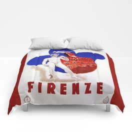 Visit Florence Comforters