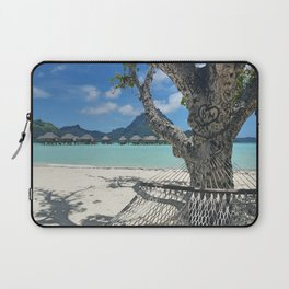 Bora Bora Hammock Laptop Sleeve