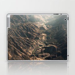 Amazing Earth - Green River Laptop & iPad Skin