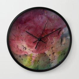 Clio Wall Clock
