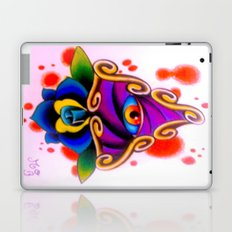 Clarity Pends on Angle of Vision Laptop & iPad Skin