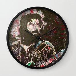 Cosmic Charlie Wall Clock