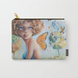 Amelia, Courage to Fly Carry-All Pouch
