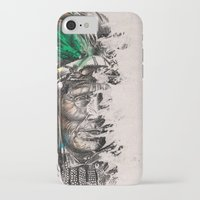 indian iPhone & iPod Cases featuring Indian  by mark ashkenazi