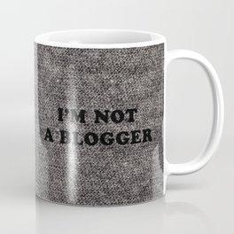 Blogger Coffee Mug