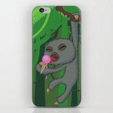 Baby Sloth iPhone & iPod Skin