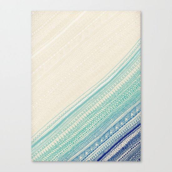 Ocean's Edge Canvas Print