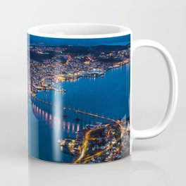 Panoramic Tromso Coffee Mug
