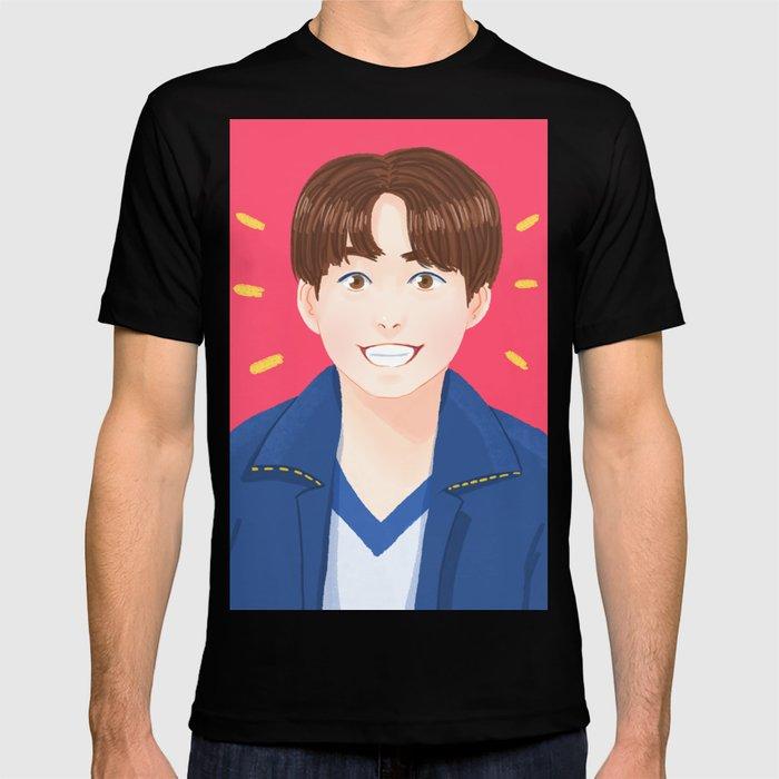 bts jungkook dna tshirts