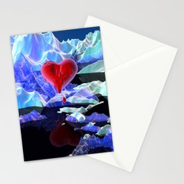 Better off Alone Stationery Cards