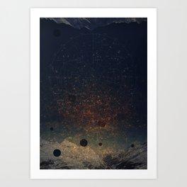 Sequence2 Art Print