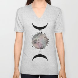Moon-age Daydream Unisex V-Neck