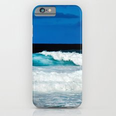 Blue Ocean Waves iPhone 6s Slim Case