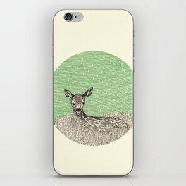 A deer iPhone Skin