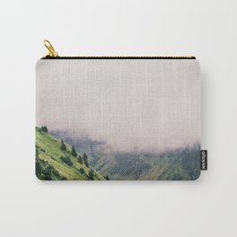 Mountain just took a shower Carry-All Pouch