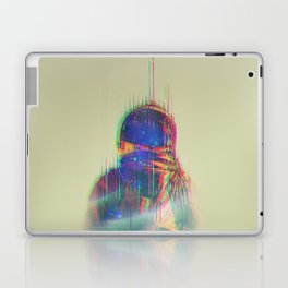 The Space Beyond - Astronaut Laptop & iPad Skin