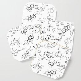 Molecules Coaster