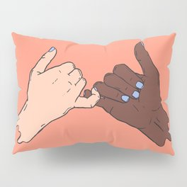 PINKY PROMISE Pillow Sham