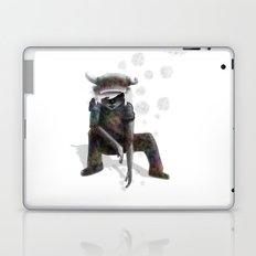 Sifting through for memories Laptop & iPad Skin